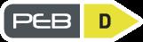 Label PEB de type : peb_d